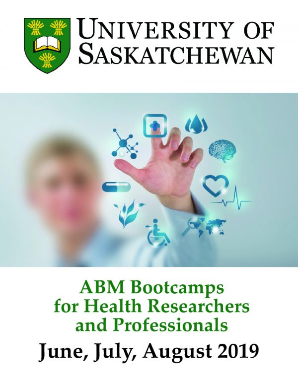 ABM Bootcamps at the University of Saskatchewan